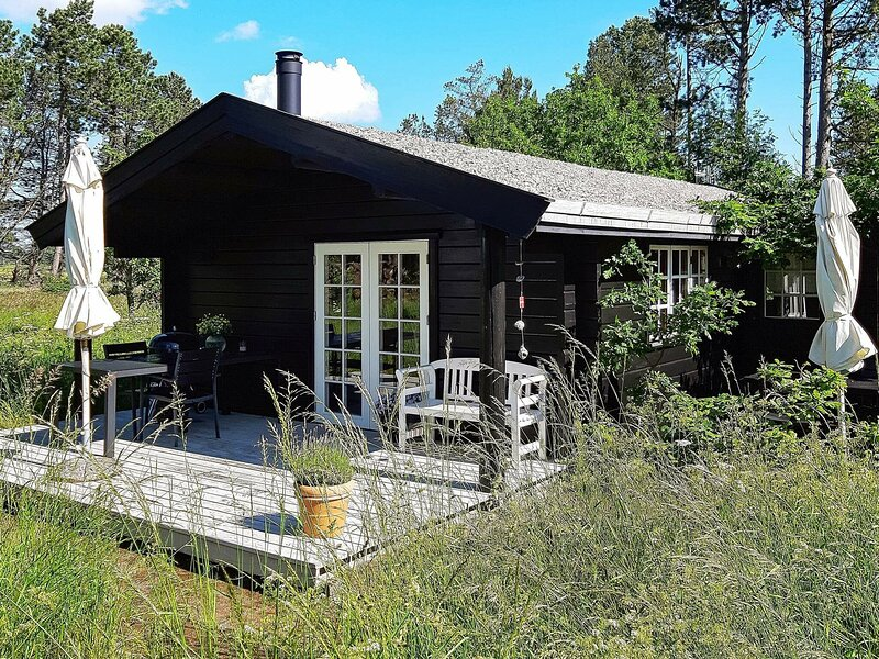 Relaxed Holiday Home in Ålbæk Amidst Nature, holiday rental in Hulsig