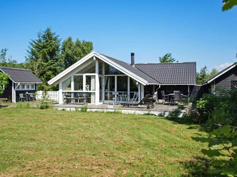 Tranquil Holiday Home in Hemmet With Sauna, location de vacances à Bork Havn
