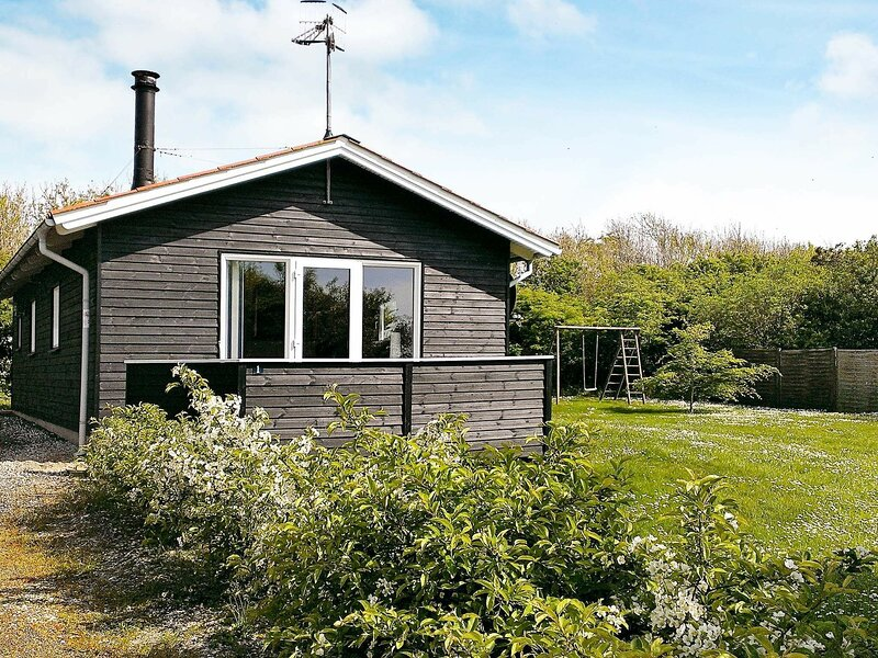 Attractive Holiday Home in Vestervig 300m Away from Limfjord, holiday rental in Hurup