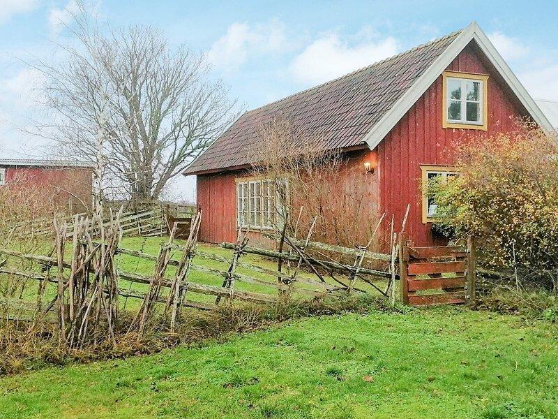8 person holiday home in GOTLANDS.TOFTA, location de vacances à Klintehamn