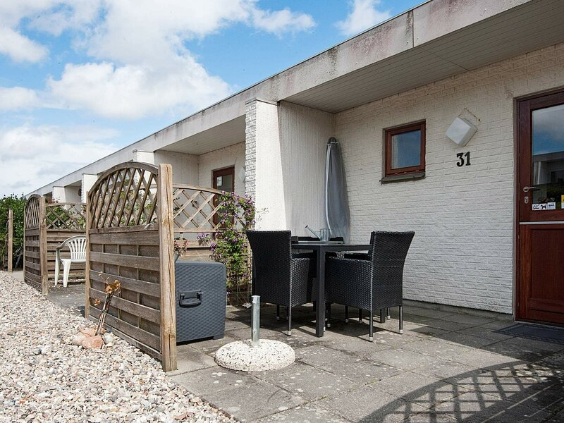 Chic Holiday Home in Rømø with Terrace, holiday rental in Ballum