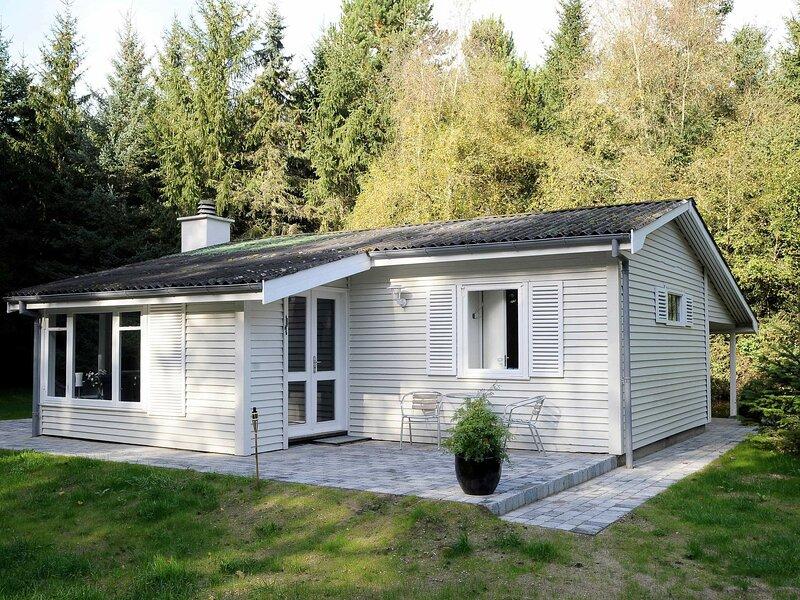 Comfortable Holiday Home in Ans Denmark with Barbecue, casa vacanza a Kjellerup