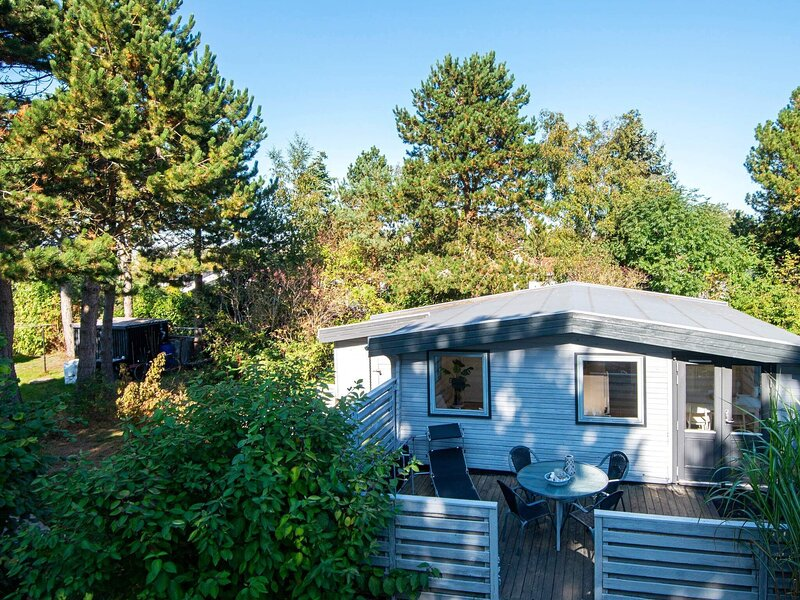 Delightful Holiday Home in Jutland with Terrace, holiday rental in Balle