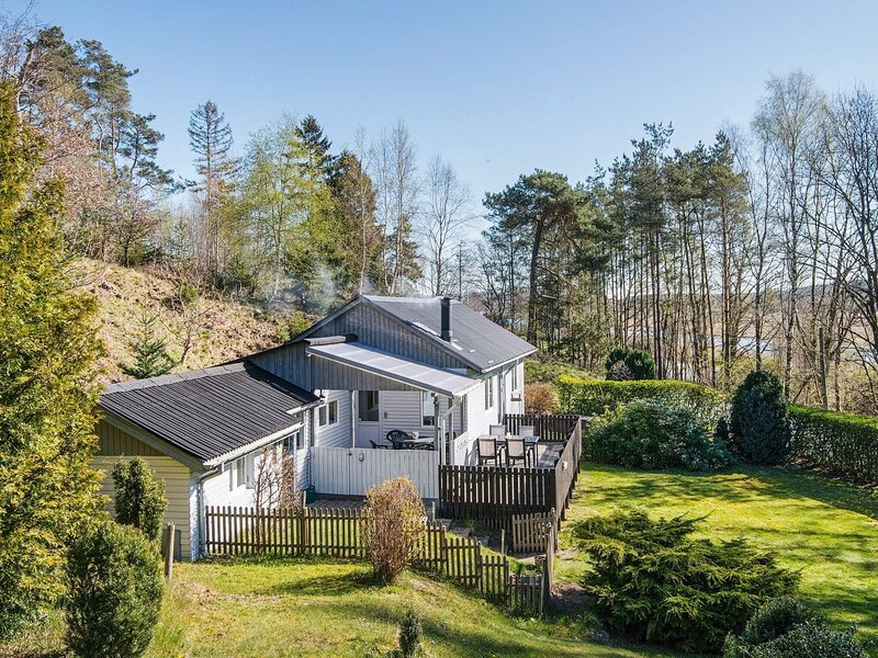 Comfortable Holiday Home in Jutland near River Gudenaen, casa vacanza a Kjellerup