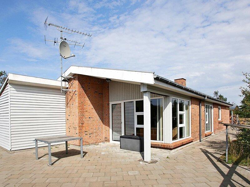 Enticing Holiday Home in Fjerritslev near Sea, alquiler vacacional en Fjerritslev