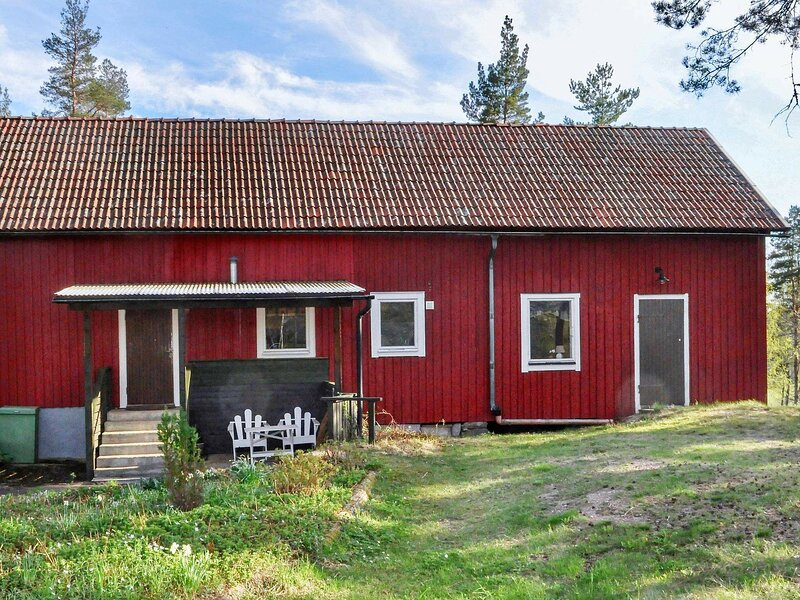 5 person holiday home in Fengersfors, casa vacanza a Säffle