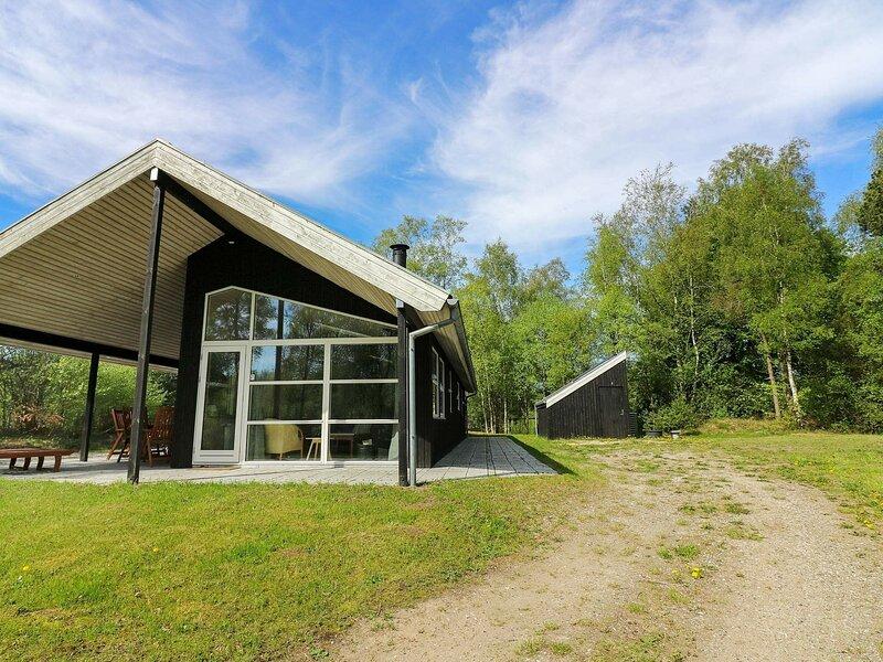 Stylish Holiday Home in Jutland with Sauna, casa vacanza a Mariagerfjord Municipality