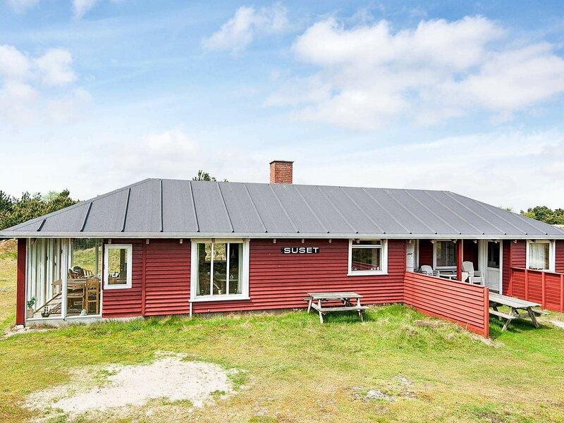 Pleasant Holiday Home in Fanø Jutland with Terrace, location de vacances à Gredstedbro