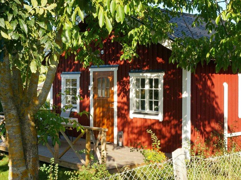 5 person holiday home in BORGHOLM – semesterbostad i Färjestaden