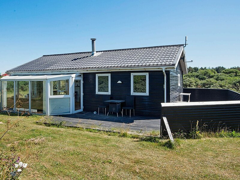 Lovely Holiday Home in Løkken with Barbecue, casa vacanza a Rubjerg