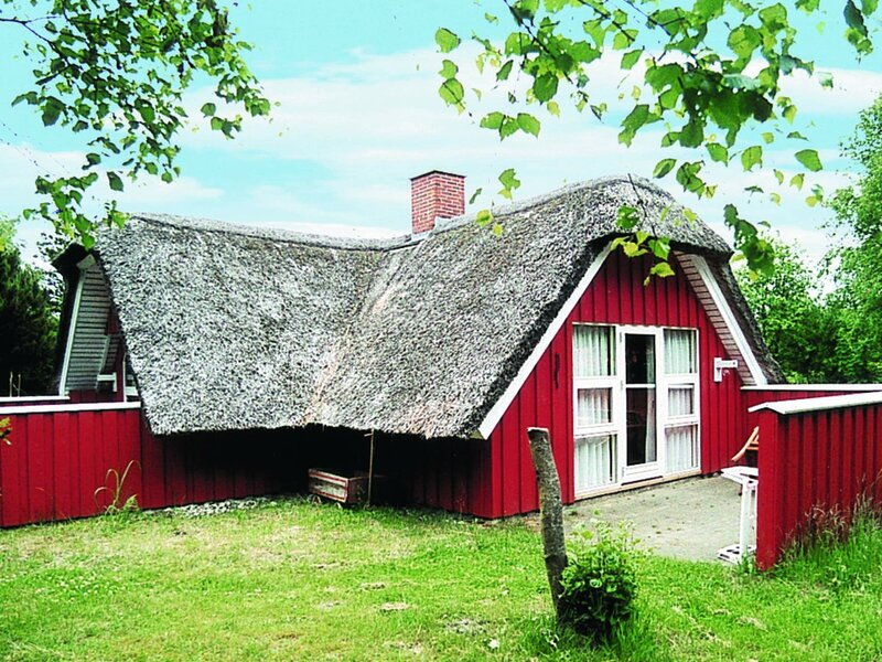 Peaceful Holiday Home in Norre Nebe Jutland With Garden, casa vacanza a Lonne