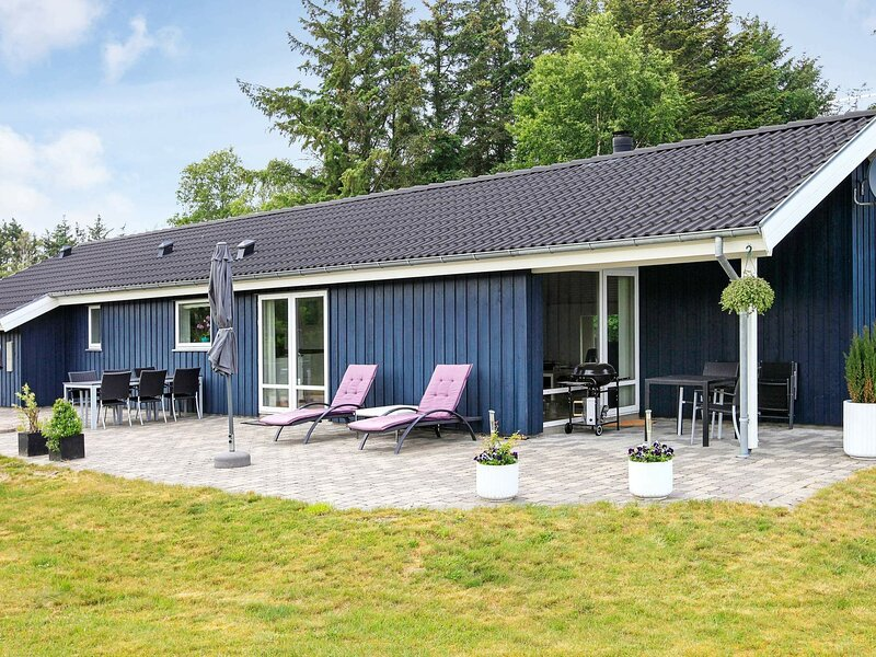 Boutique Holiday Home in Jerup with Sauna, vacation rental in Bratten
