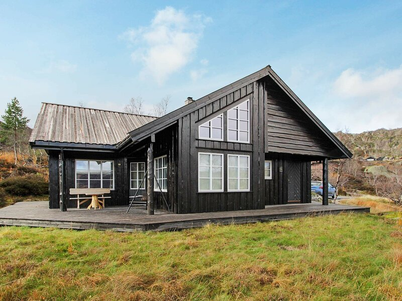 10 person holiday home in ÅSERAL, casa vacanza a Comune di Aseral