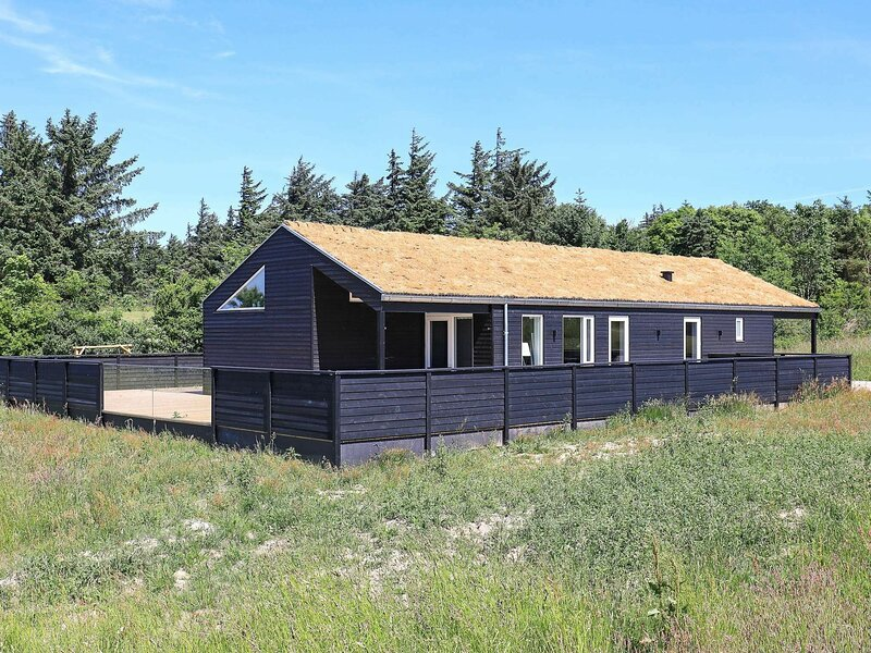 Relaxing Holiday Home in Saltum with Sauna, holiday rental in Pandrup