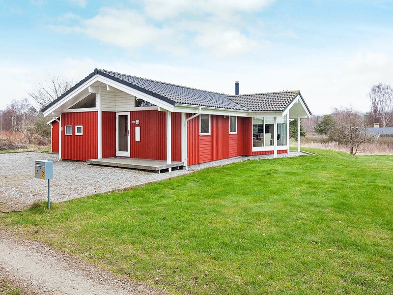 Cozy holiday home in Asnæs near the Forest, location de vacances à Gudmindrup