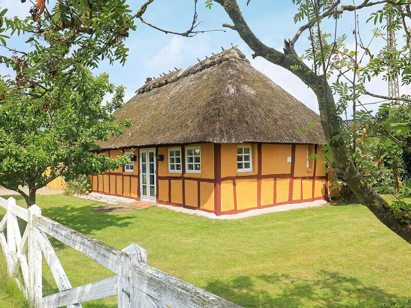 Cozy Holiday Home in Funen with Terrace, holiday rental in Dalby