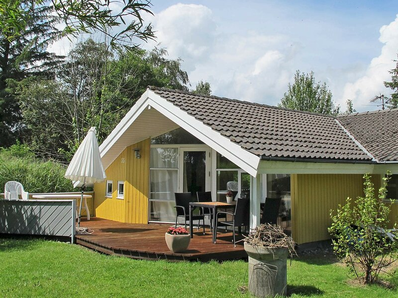 Luxurious Holiday Home in Stege Zealand with Sauna, holiday rental in Vordingborg Municipality