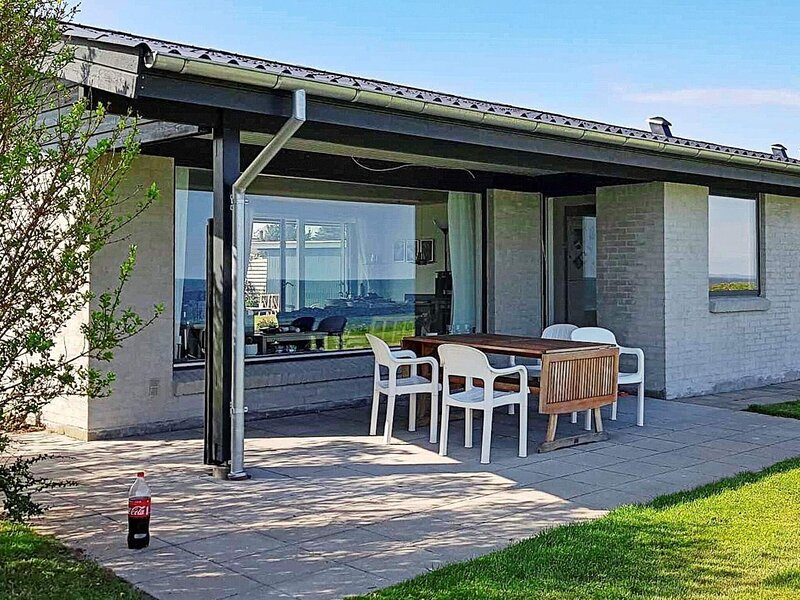 Exotic Holiday Home in Jutland with a Sea View, location de vacances à Odder