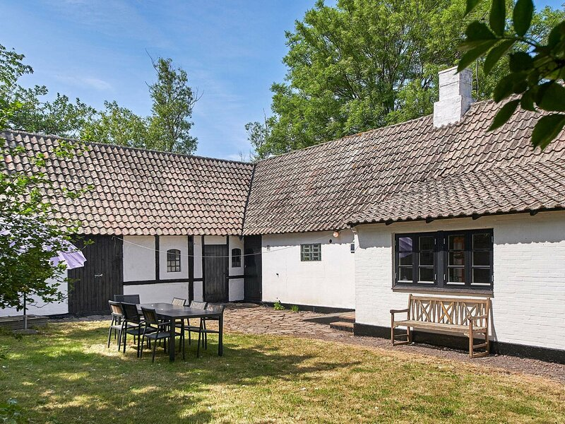 Spacious Holiday Home in Bornholm near the Sea, holiday rental in Balka
