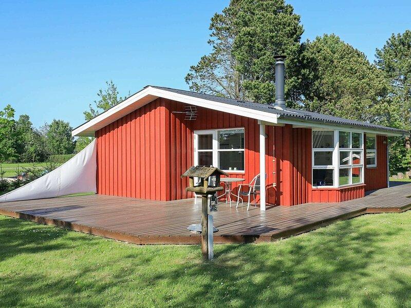 Magnificient Holiday Home in Jutland near the Sea, location de vacances à Hals