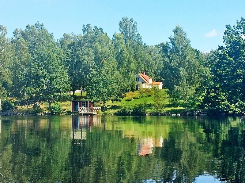4 star holiday home in KYRKHULT, location de vacances à Kyrkhult