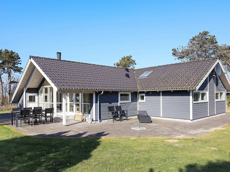Balmy Holiday Home in Syddanmark with Sauna, holiday rental in Rudkobing