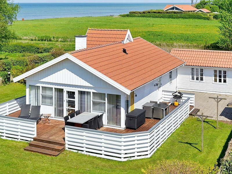 Tranquil Holiday Home in Funen with Barbecue, location de vacances à Brenderup