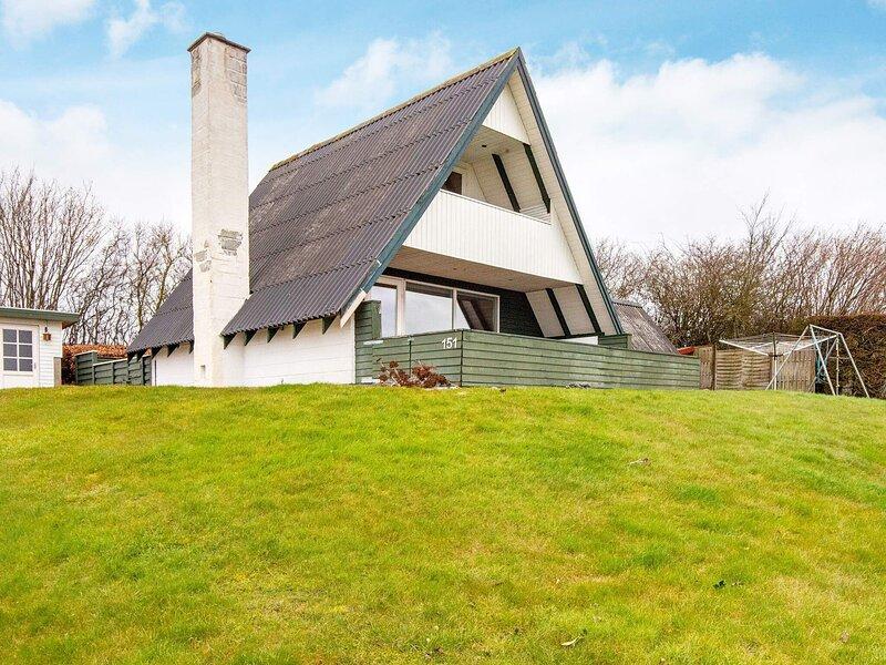 Splendid Holiday Home in Jutland with Terrace, holiday rental in Aabenraa