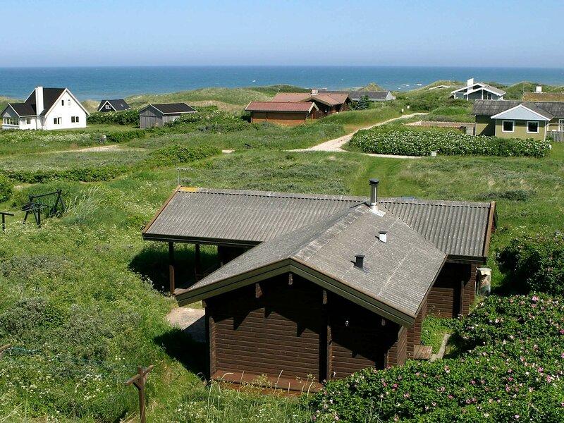 Luxurious Holiday Home in Hirtshals Near Sea, casa vacanza a Hirtshals