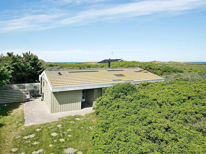 Serene Holiday Home in Løkken Jutland Near the Beach, casa vacanza a Rubjerg