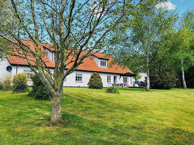 5 star holiday home in Svebølle, holiday rental in Kalundborg Municipality