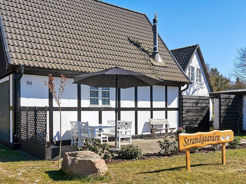 4 person holiday home in Aakirkeby, holiday rental in Akirkeby