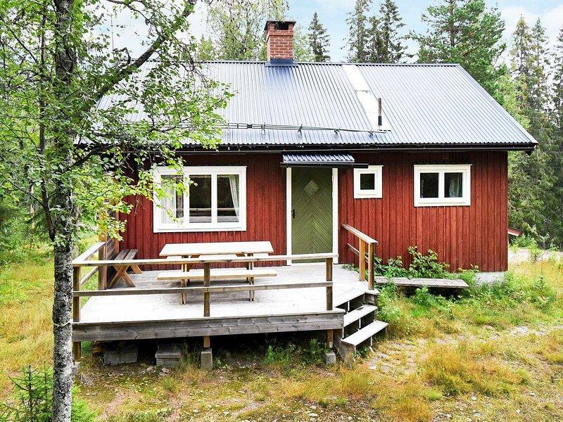 8 person holiday home in SÄLEN, location de vacances à Dalarna