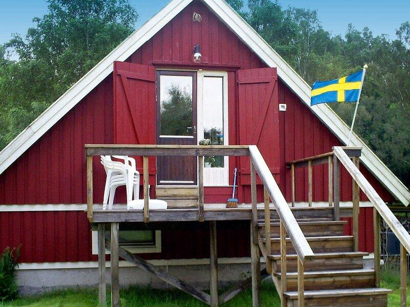4 person holiday home in ASKERÖARNA, alquiler vacacional en Stora Dyron