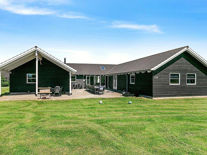 Pleasant Holiday Home in Vaeggerlose Denmark with Sauna, alquiler vacacional en Falster