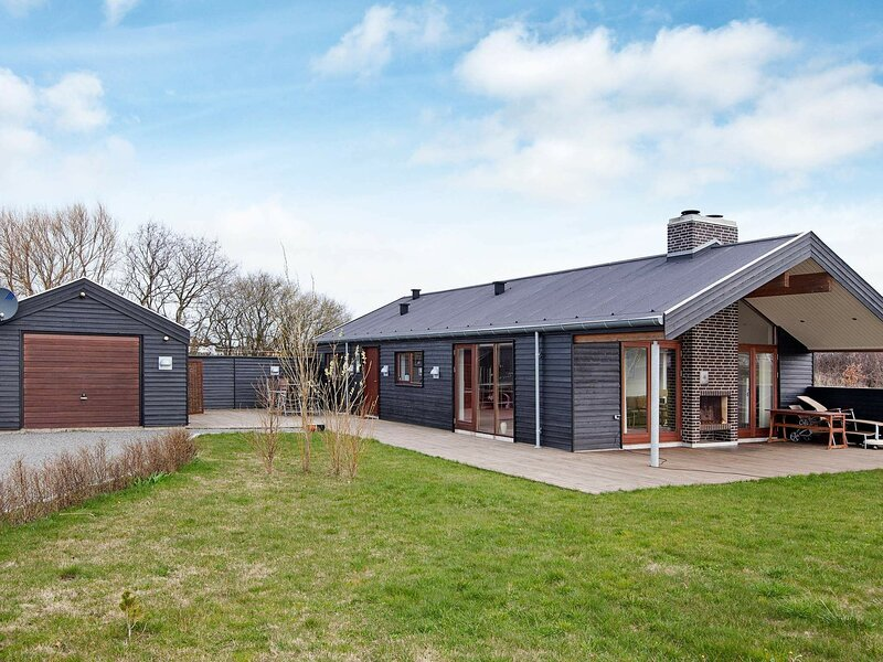 Ideal Holiday Home in Føllenslev with Sauna, holiday rental in Kalundborg Municipality