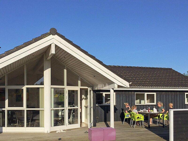Ravishing Holiday Home in Væggerløse with Sauna, holiday rental in Gedser