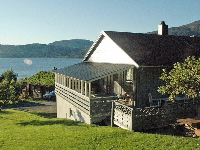 4 star holiday home in åfarnes, holiday rental in Vestnes Municipality