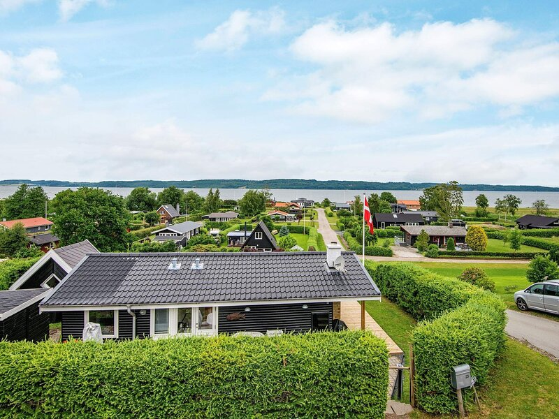 Pleasing Holiday Home in Børkop with Terrace, holiday rental in Egeskov