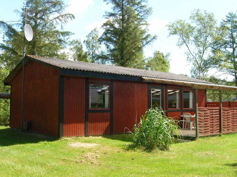 Modern Holiday Home in Væggerløse with Terrace, holiday rental in Gedser