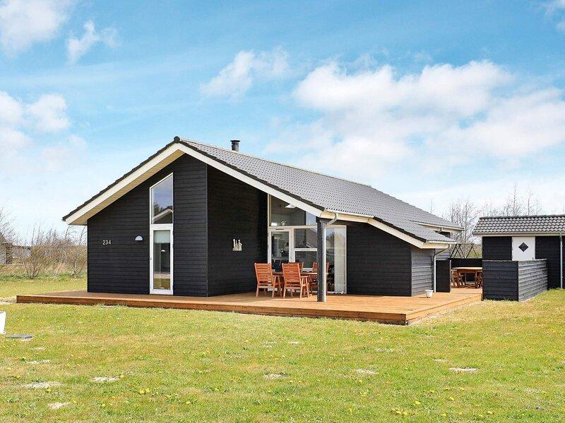 Modernised Holiday Home in Brovst with Sauna, alquiler vacacional en Fjerritslev