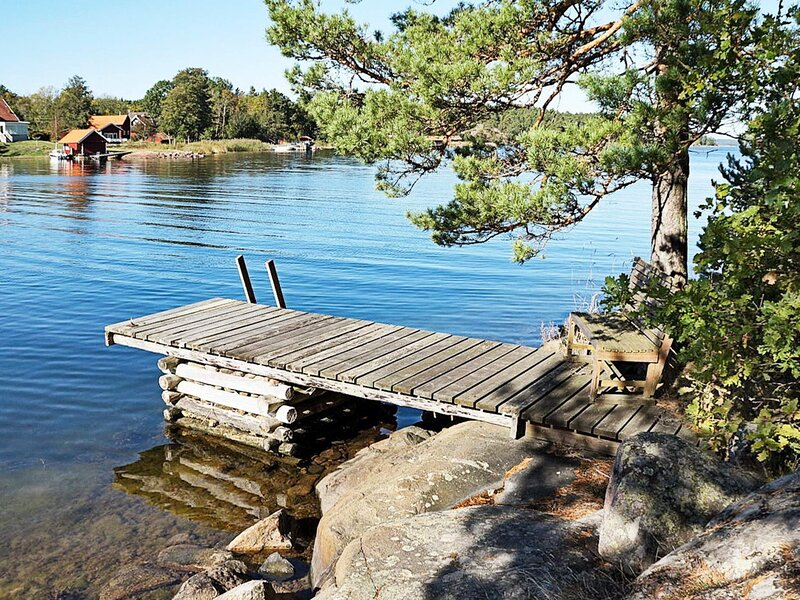 7 person holiday home in FIGEHOLM, holiday rental in Vastervik