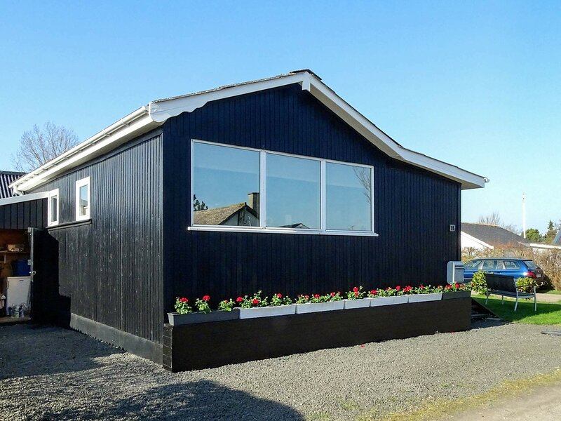 Charming Holiday Home in Otterup with Terrace, holiday rental in Otterup
