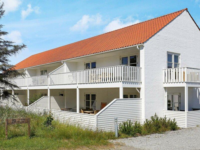 Charming Apartment in Jutland near Sea, holiday rental in Hulsig