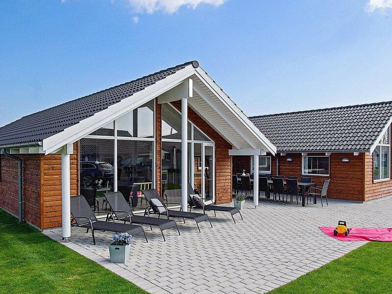 5 star holiday home in KAPPELN, aluguéis de temporada em Arnis