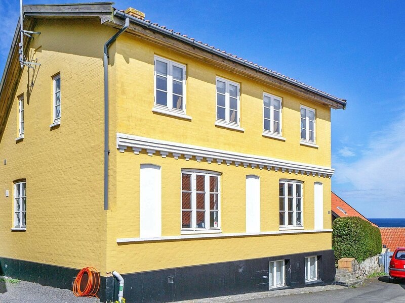 Modern Apartment in Bornholm with Barbecue, holiday rental in Svaneke