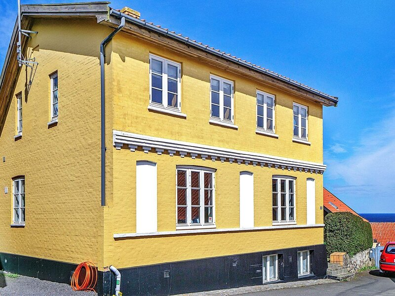 Budget Apartment in Bornholm with Parking, holiday rental in Hasle