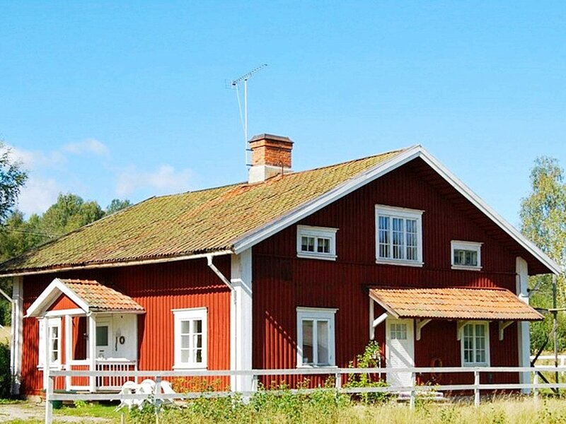 6 person holiday home in UDDEHOLM, location de vacances à Hagfors
