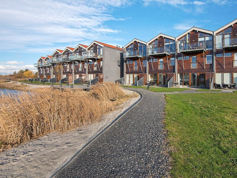 Luxurious Apartment in Syddanmark with Roofed Terrace, casa vacanza a North Funen Municipality