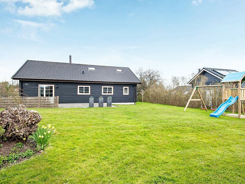 Countryside Holiday Home in Jutland with Sauna, location de vacances à Odder